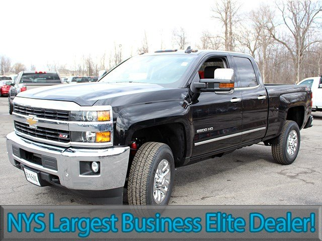 2017 Silverado 2500 Double Cab 4x4, Pickup #17C74T - photo 3