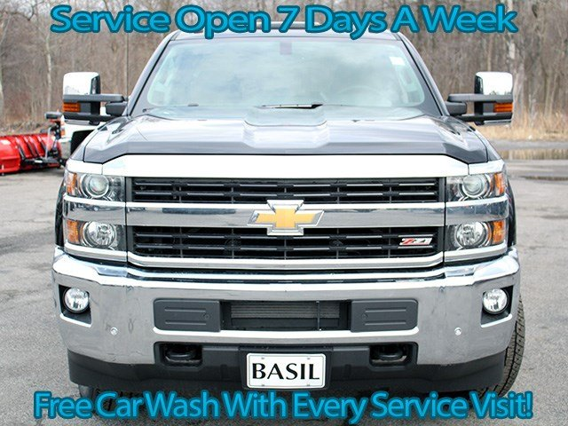 2017 Silverado 2500 Double Cab 4x4, Pickup #17C74T - photo 4