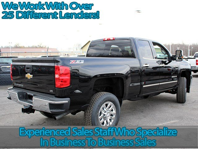 2017 Silverado 2500 Double Cab 4x4, Pickup #17C74T - photo 2