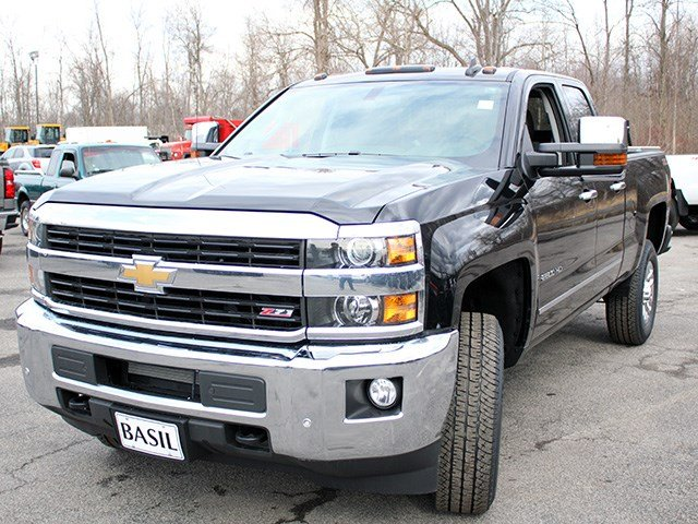 2017 Silverado 2500 Double Cab 4x4, Pickup #17C74T - photo 7