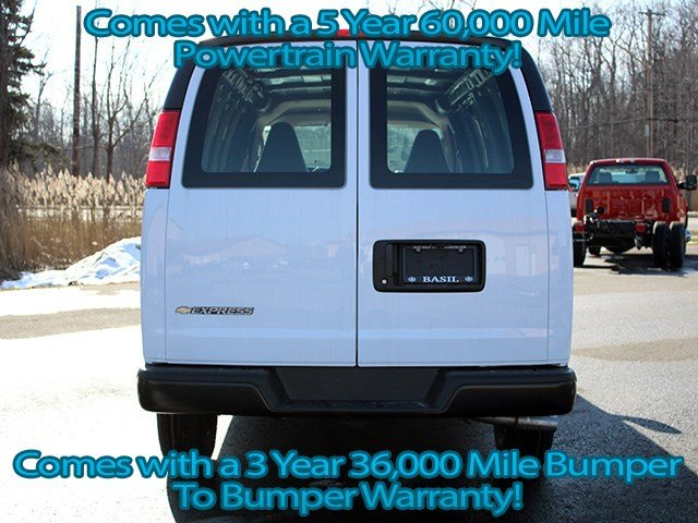 2017 Express 2500, Cargo Van #17C75T - photo 6