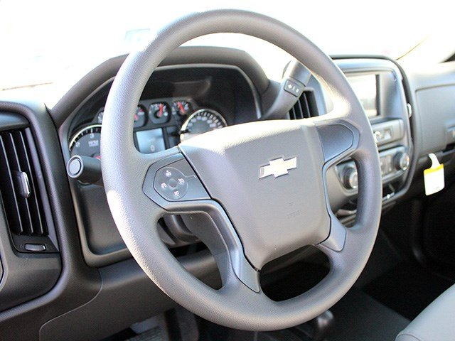 2017 Silverado 3500 Regular Cab 4x4, Cab Chassis #17C76T - photo 11