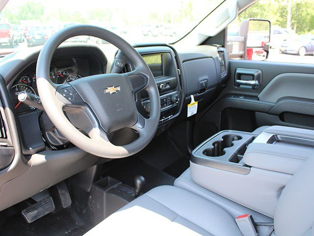 2017 Silverado 3500 Regular Cab DRW 4x4, Air-Flo Dump Body #17C76T - photo 22