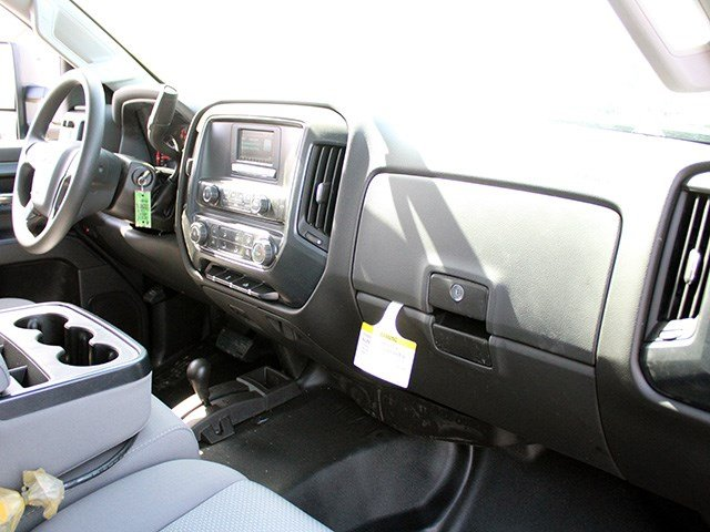 2017 Silverado 3500 Regular Cab 4x4, Air-Flo Dump Body #17C81T - photo 21