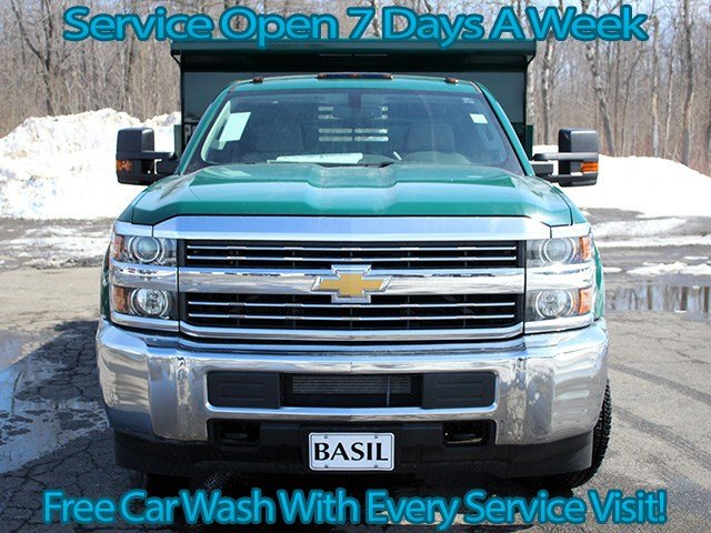2017 Silverado 3500 Regular Cab 4x4, Air-Flo Dump Body #17C81T - photo 4