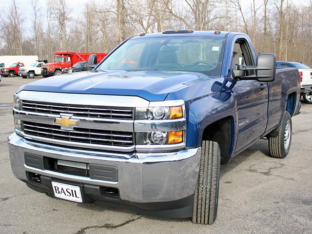 2017 Silverado 2500 Regular Cab, Pickup #17C82T - photo 7