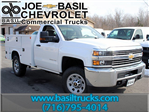 2017 Silverado 3500 Regular Cab 4x4, Knapheide Service Body #17C87T - photo 1