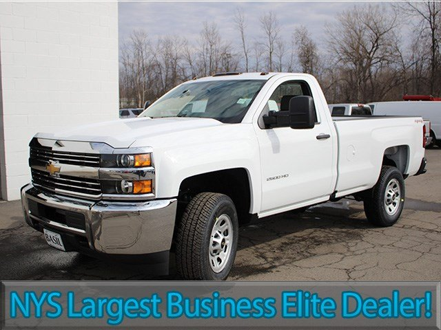 2017 Silverado 2500 Regular Cab 4x4, Pickup #17C89T - photo 3