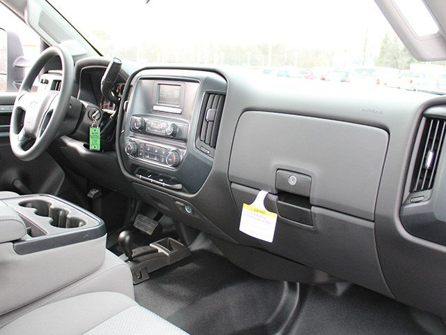 2017 Silverado 2500 Regular Cab 4x4, Pickup #17C89T - photo 20