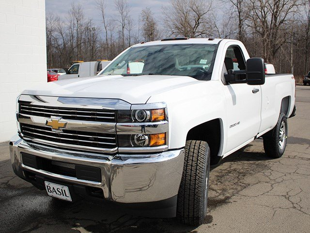 2017 Silverado 2500 Regular Cab 4x4, Pickup #17C89T - photo 7