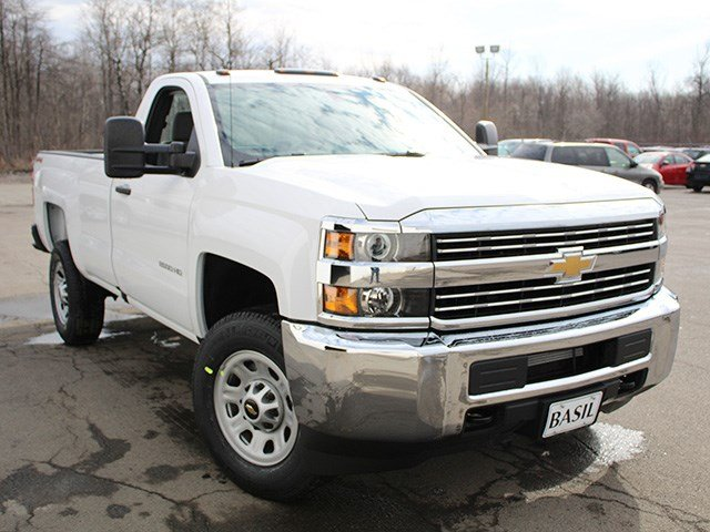 2017 Silverado 2500 Regular Cab 4x4, Pickup #17C89T - photo 8
