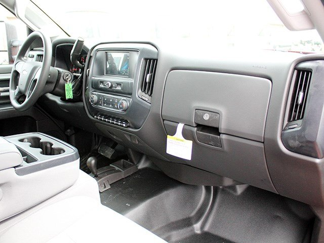 2017 Silverado 3500 Regular Cab 4x4, Rugby Dump Body #17C90T - photo 23