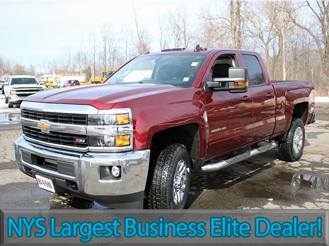 2017 Silverado 2500 Double Cab 4x4, Pickup #17C91T - photo 3