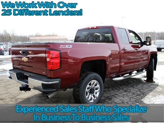 2017 Silverado 2500 Double Cab 4x4, Pickup #17C91T - photo 2
