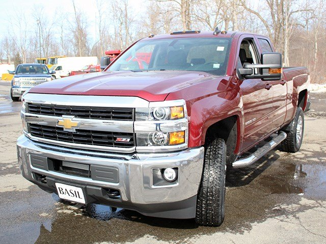 2017 Silverado 2500 Double Cab 4x4, Pickup #17C91T - photo 7
