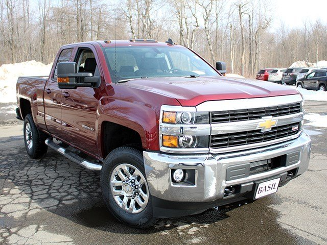 2017 Silverado 2500 Double Cab 4x4, Pickup #17C91T - photo 8