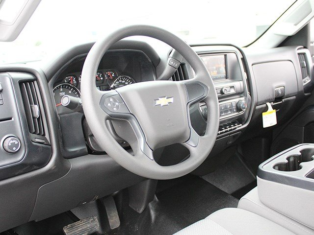 2017 Silverado 3500 Regular Cab, Knapheide Stake Bed #17C92T - photo 15