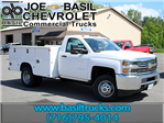 2017 Silverado 3500 Regular Cab 4x4, Knapheide Service Body #17C93T - photo 1