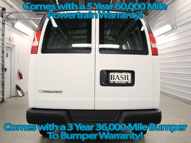 2017 Express 2500, Cargo Van #17C95T - photo 6