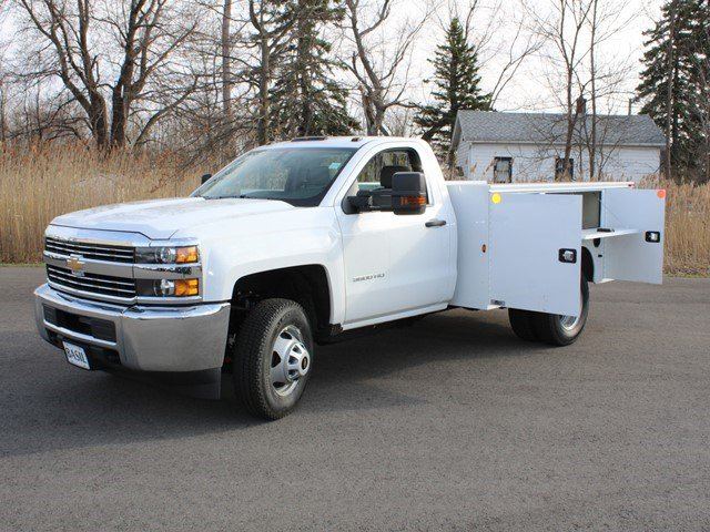 2017 Silverado 3500 Regular Cab, Knapheide Service Body #17C96T - photo 10