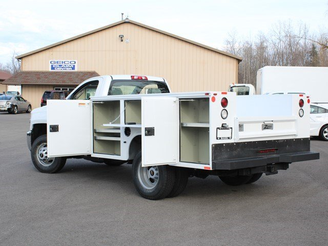 2017 Silverado 3500 Regular Cab, Knapheide Service Body #17C96T - photo 14