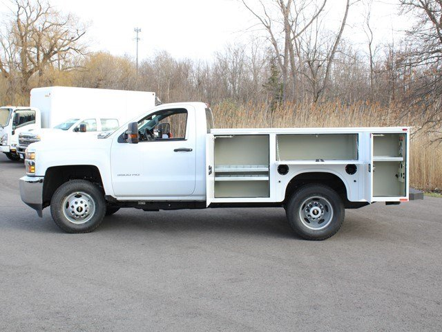 2017 Silverado 3500 Regular Cab, Knapheide Service Body #17C96T - photo 15