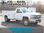 2017 Silverado 3500 Regular Cab, Knapheide Service Body #17C96T - photo 1