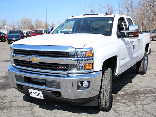 2017 Silverado 2500 Double Cab 4x4, Pickup #17C98T - photo 9