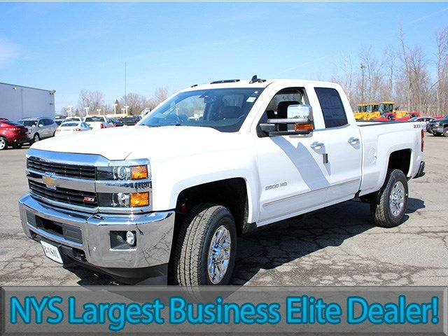 2017 Silverado 2500 Double Cab 4x4, Pickup #17C98T - photo 3