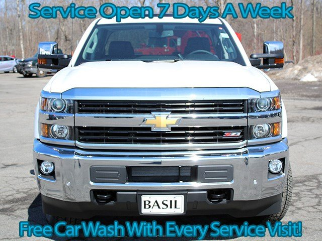 2017 Silverado 2500 Double Cab 4x4, Pickup #17C98T - photo 4