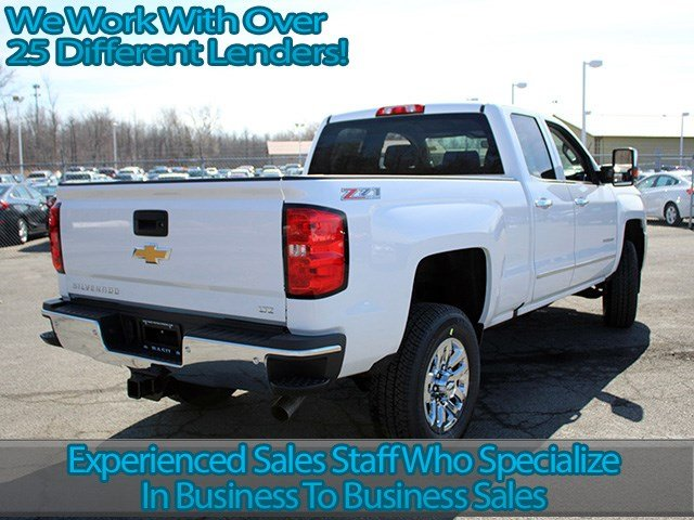 2017 Silverado 2500 Double Cab 4x4, Pickup #17C98T - photo 2