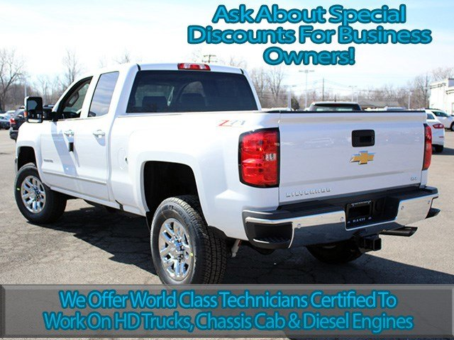 2017 Silverado 2500 Double Cab 4x4, Pickup #17C98T - photo 6