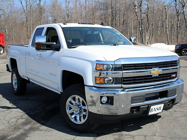 2017 Silverado 2500 Double Cab 4x4, Pickup #17C98T - photo 7