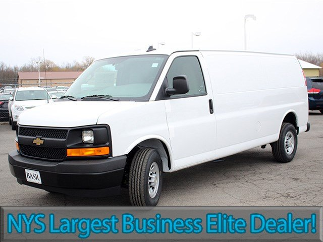2017 Express 3500 Cargo Van #17C99T - photo 4