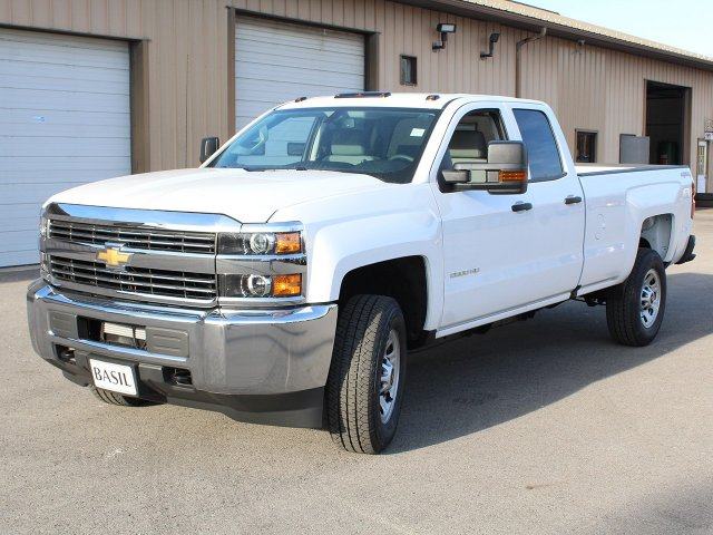 2018 Silverado 2500 Double Cab 4x4,  Pickup #18C113T - photo 9