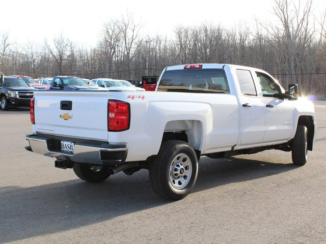 2018 Silverado 2500 Double Cab 4x4,  Pickup #18C113T - photo 2
