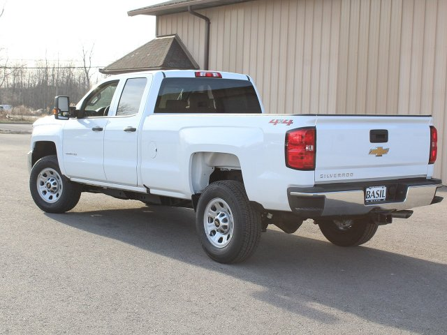 2018 Silverado 2500 Double Cab 4x4,  Pickup #18C113T - photo 8