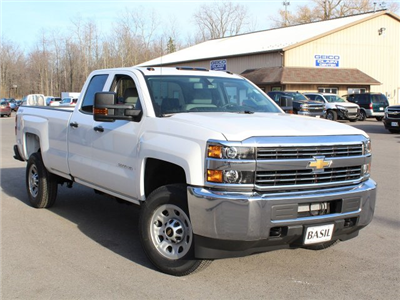 2018 Silverado 2500 Double Cab 4x4,  Pickup #18C113T - photo 10