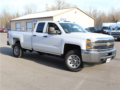 2018 Silverado 2500 Double Cab 4x4,  Pickup #18C113T - photo 32