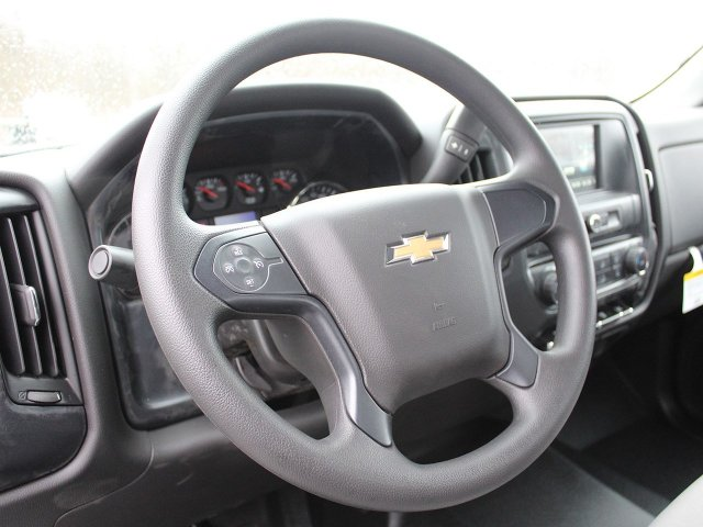 2018 Silverado 3500 Regular Cab DRW 4x4,  Air-Flo Dump Body #18C119T - photo 13