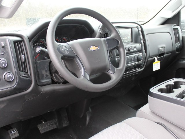 2018 Silverado 3500 Regular Cab DRW 4x4,  Air-Flo Pro-Class Dump Body #18C119T - photo 15