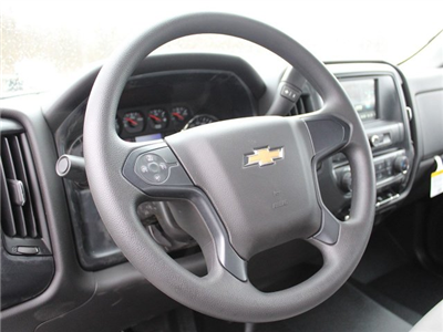 2018 Silverado 3500 Regular Cab DRW 4x4,  Air-Flo Pro-Class Dump Body #18C119T - photo 13