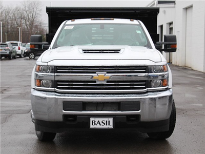 2018 Silverado 3500 Regular Cab DRW 4x4,  Air-Flo Pro-Class Dump Body #18C119T - photo 5