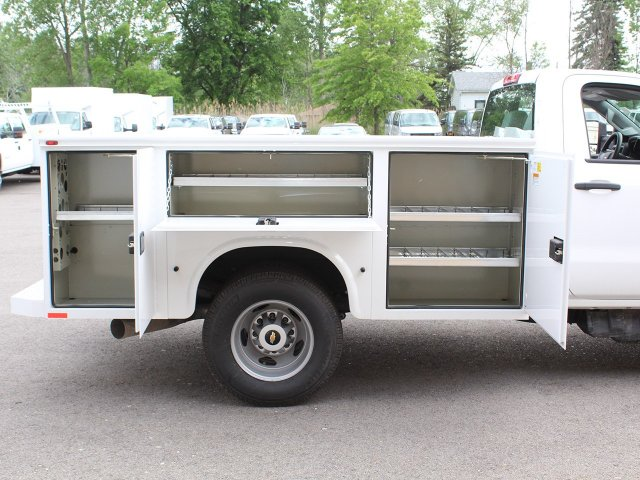 2018 Silverado 3500 Regular Cab DRW 4x4,  Knapheide Service Body #18C120T - photo 9