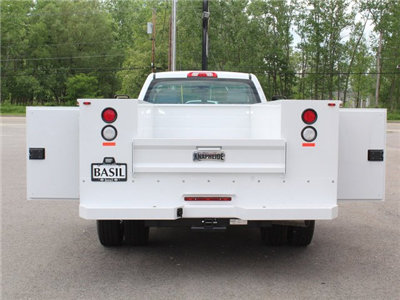 2018 Silverado 3500 Regular Cab DRW 4x4,  Knapheide Standard Service Body #18C120T - photo 12