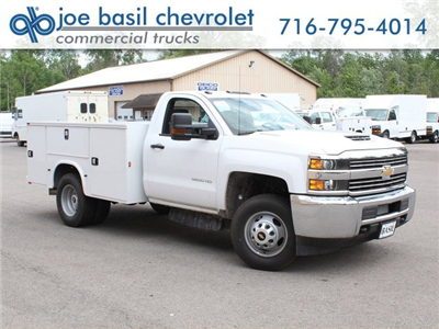 2018 Silverado 3500 Regular Cab DRW 4x4,  Knapheide Standard Service Body #18C120T - photo 1