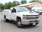 2018 Silverado 3500 Regular Cab DRW 4x4,  Knapheide Standard Service Body #18C120T - photo 17