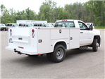 2018 Silverado 3500 Regular Cab DRW 4x4,  Knapheide Standard Service Body #18C120T - photo 2