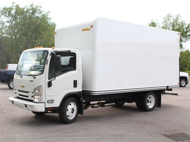 2018 LCF 4500 Regular Cab 4x2,  Unicell Dry Freight #18C141T - photo 4