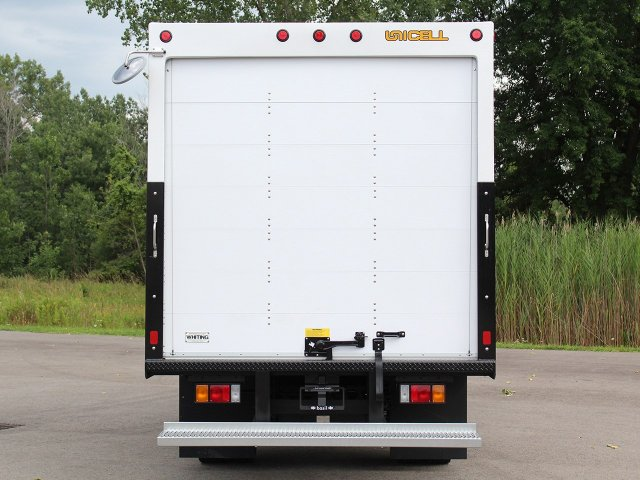 2018 LCF 4500 Regular Cab 4x2,  Unicell Dry Freight #18C141T - photo 8